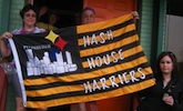 Pittsburgh Hash Flag